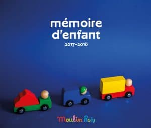Memoire d'enfant Moulin Roty catalogue 2017 - 2018