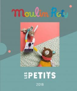 Les Petits 2018 catalogue from Moulin Roty
