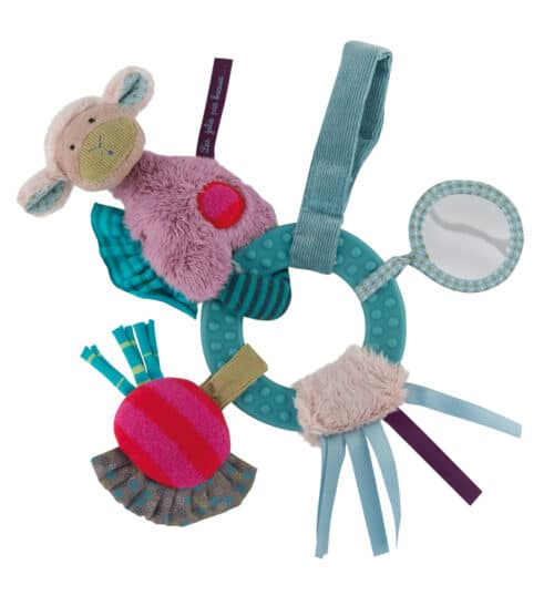 JPB - Activity ring rattle