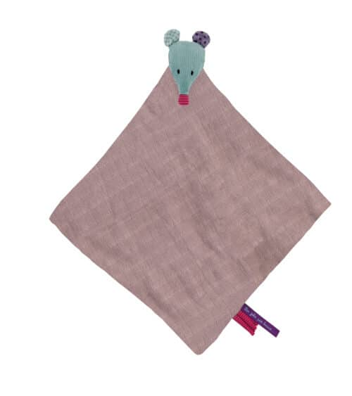JPB - Muslin comforter - mouse