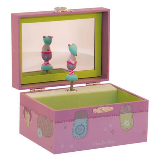 JPB - Musical jewellery box