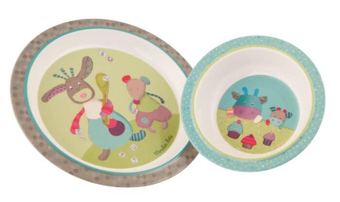JPB - Baby dish set
