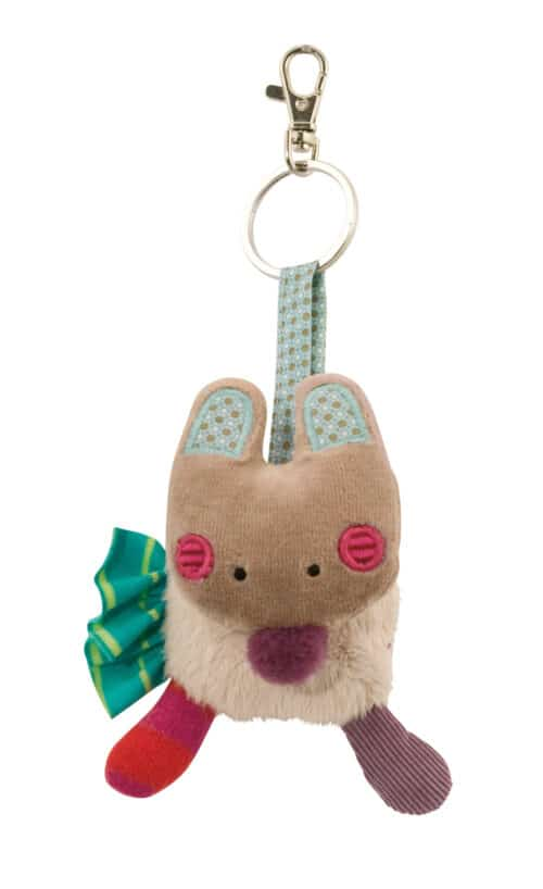 JPB - Rabbit key ring