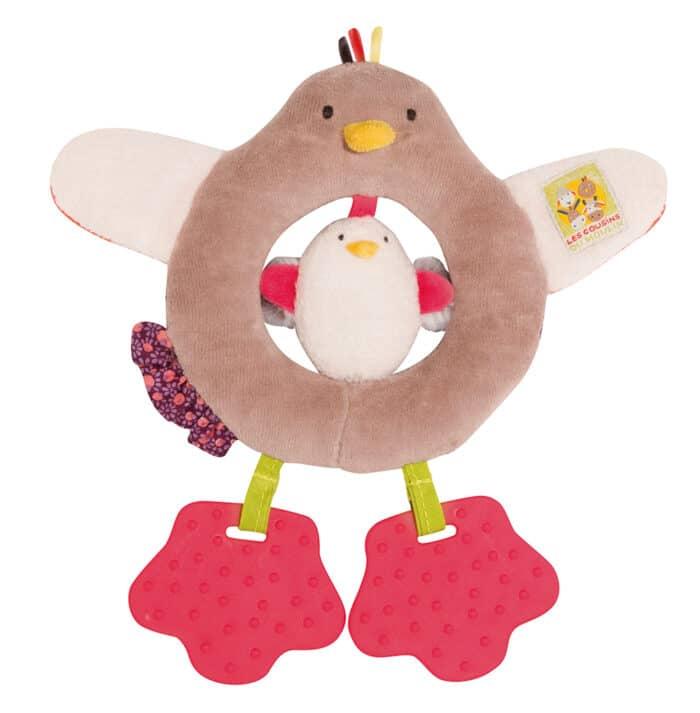 Les Cousins - Hen ring rattle