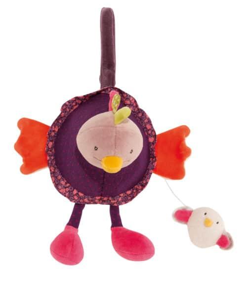 Les Cousins - Musical hen doll