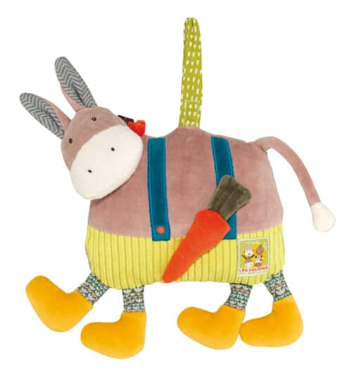 Les Cousins - Musical donkey doll