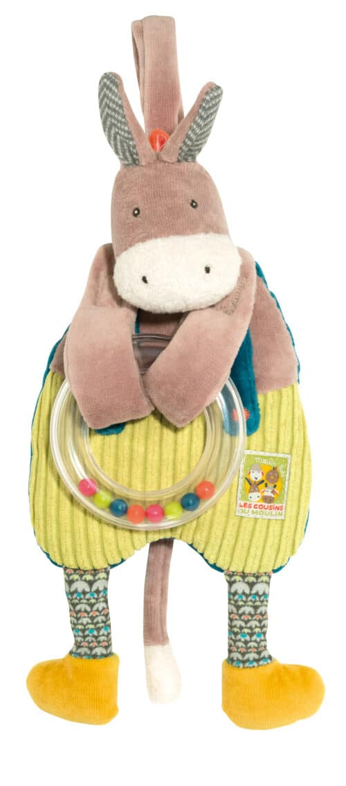 Les Cousins - Activity donkey (small)