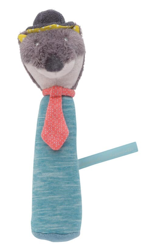 M'elle et Ribambelle - Otter squeaky toy