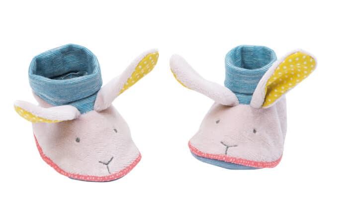 M'elle et Ribambelle - Rabbit slippers
