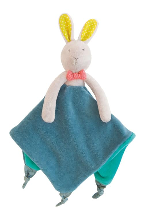 M'elle et Ribambelle - Rabbit comforter