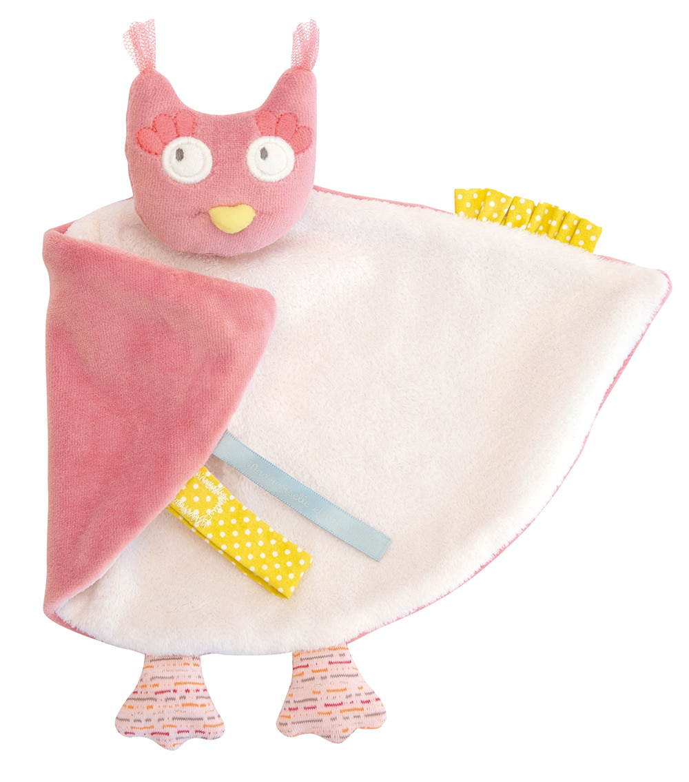 M'elle et Ribambelle - Owl comforter