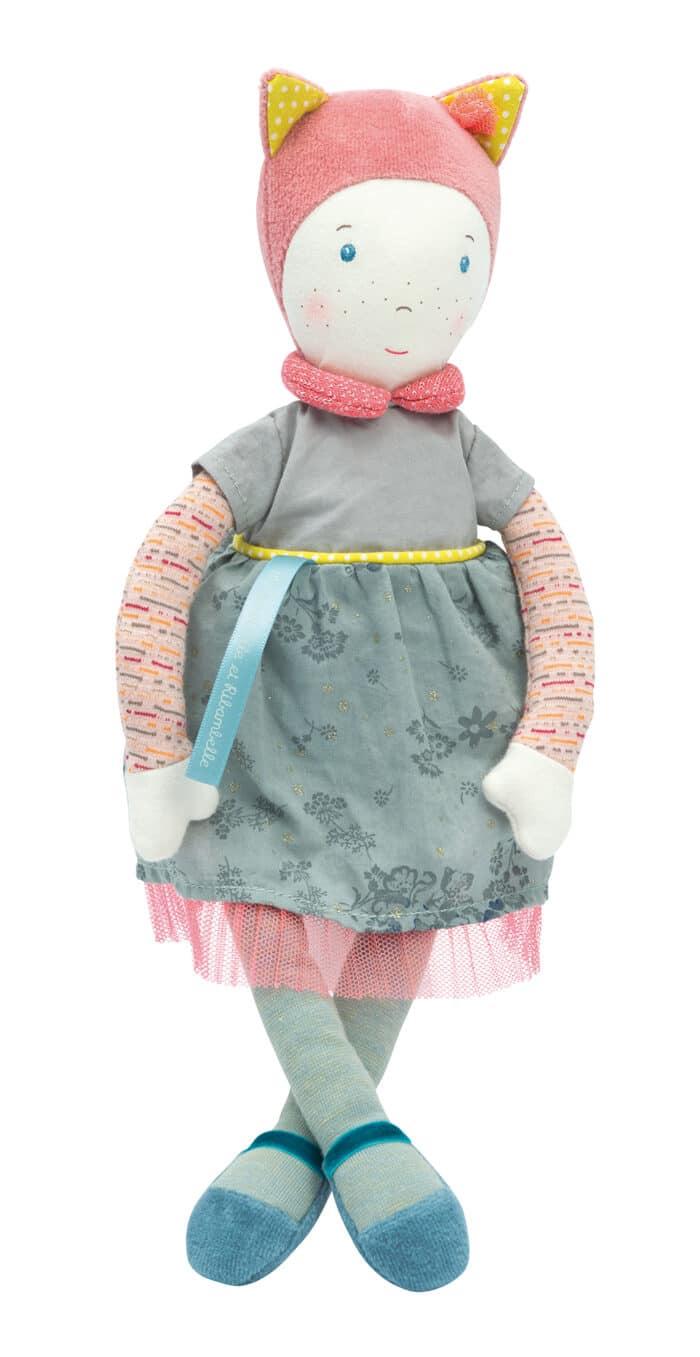 M'elle et Ribambelle - Mademoiselle doll