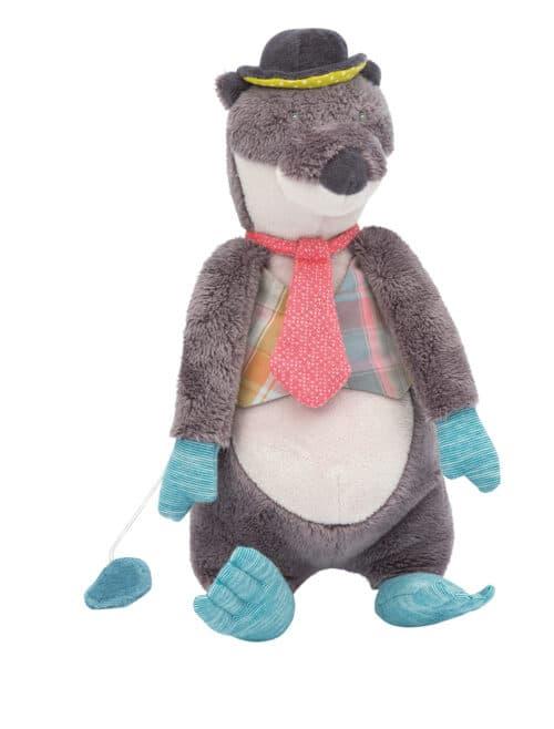 M'elle et Ribambelle - Otter doll - musical