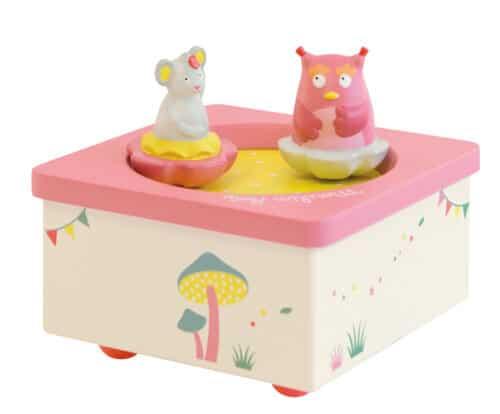 M'elle et Ribambelle - Musical box