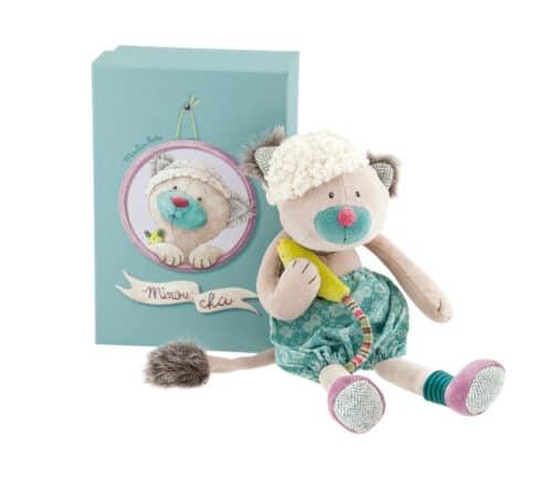 Les pachats - Minoucha cat doll