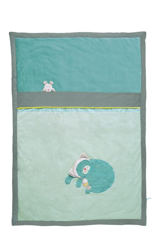 Les pachats - Baby quilt