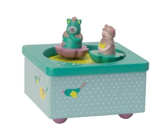 Les pachats - Musical box