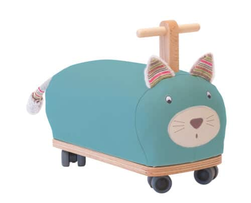 Les pachats - Ride-on cat