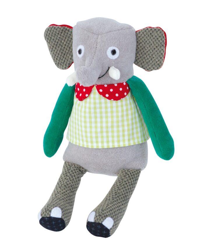 Les Popipop - Small elephant doll
