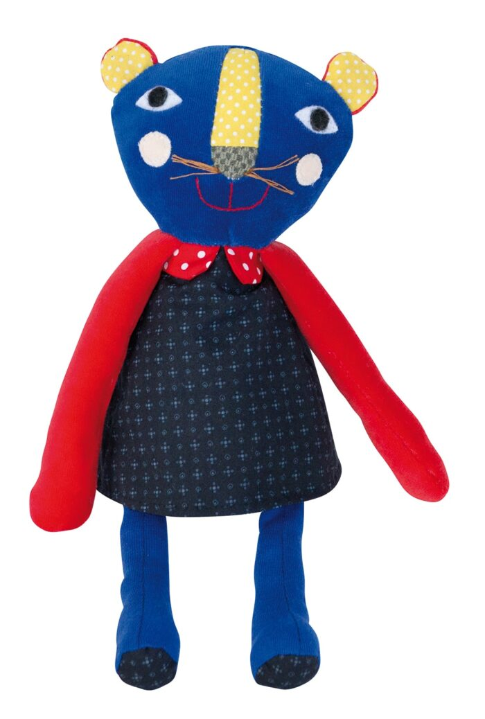 Les Popipop - Panther doll
