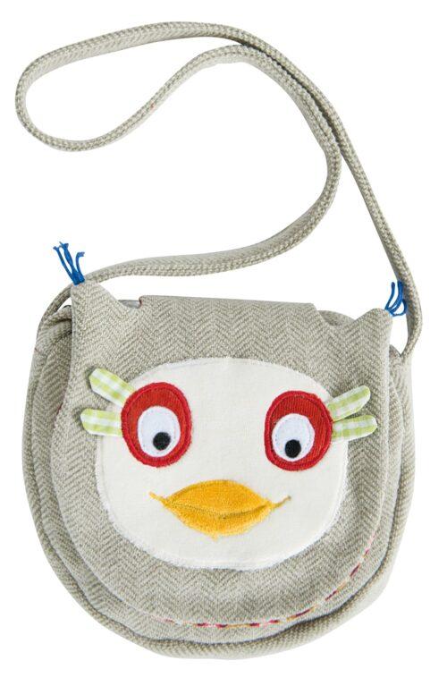 Les Popipop - Owl shoulder bag