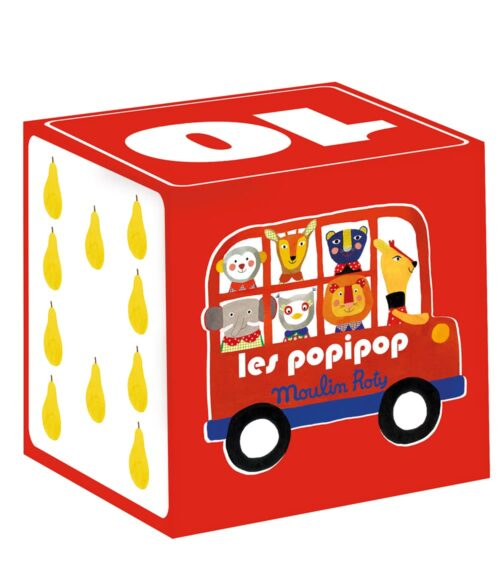 Les Popipop - Stack up cubes