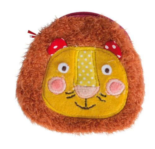 Les Popipop - Lion purse