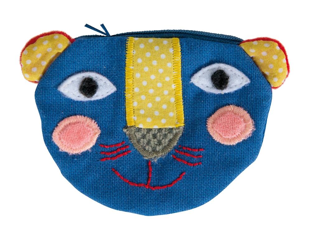 Les Popipop - Panther purse