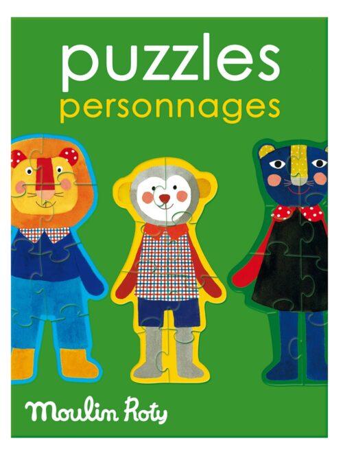 Les Popipop - Puzzle