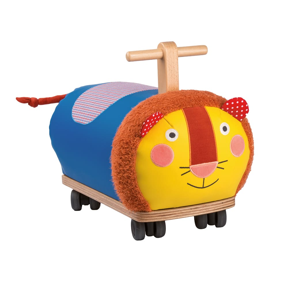 Les Popipop - Ride-on Lion
