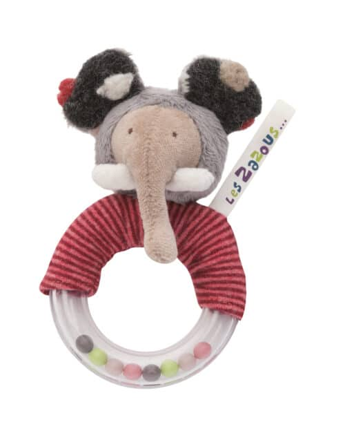 Les Zazous - Elephant ring rattle
