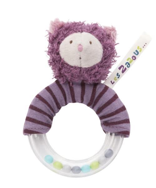 Les Zazous - Cat ring rattle