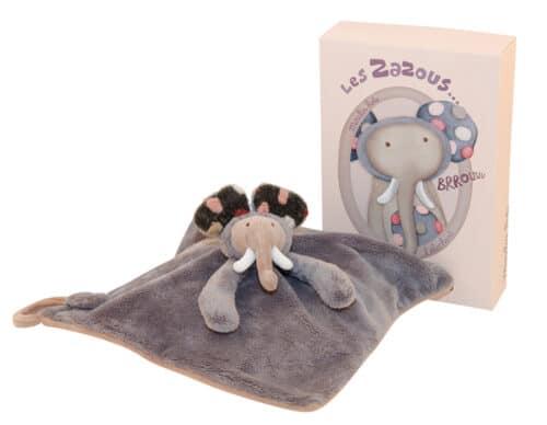 Les Zazous - Elephant comforter