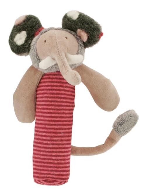 Les Zazous - Elephant squeaky toy