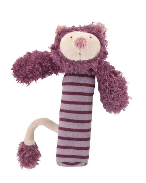 Les Zazous - Cat squeaky toy