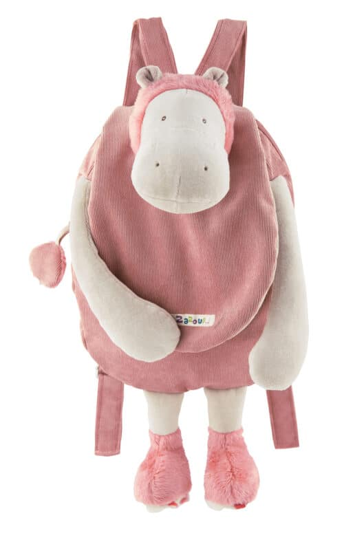 Les Zazous - Hippo backpack