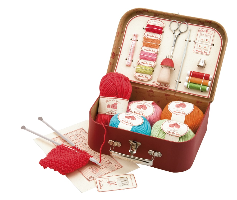 Les Valises - Sewing kit