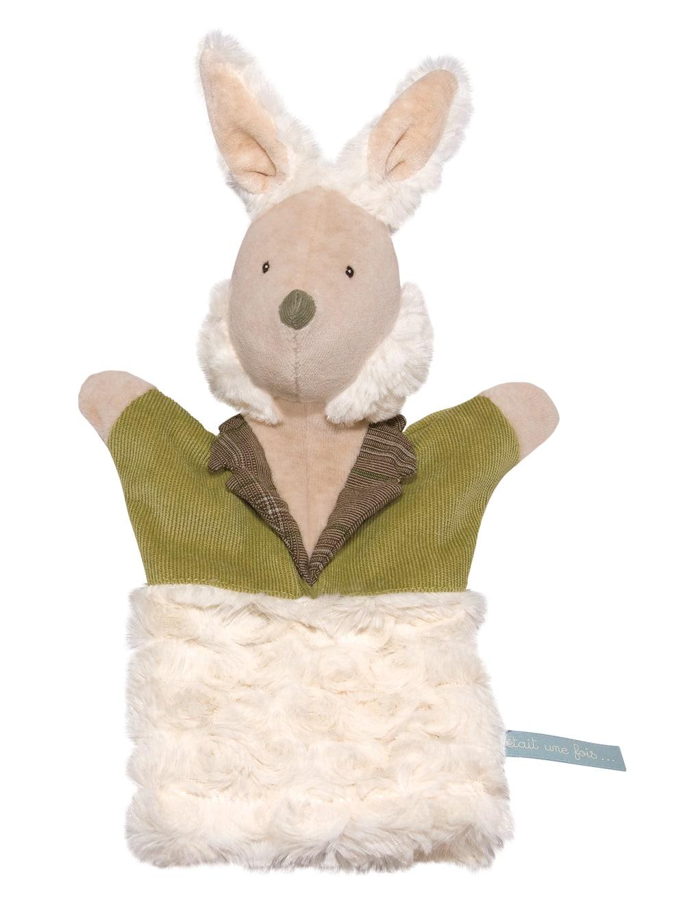 Il etait une fois - Rabbit handpuppet