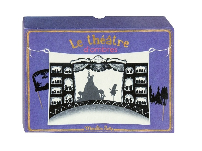 Les ombres - Theatre for night-time shadows