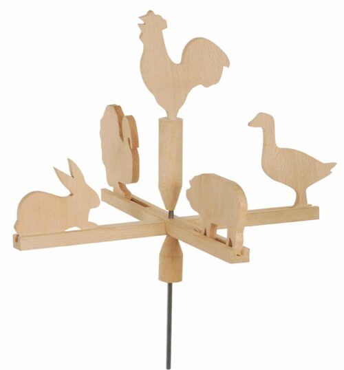 Le Jardin - Weather vane