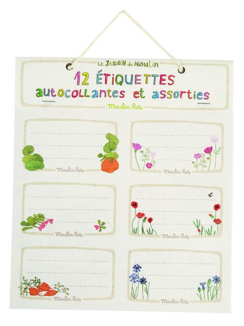 Le Jardin - Gardening stickers