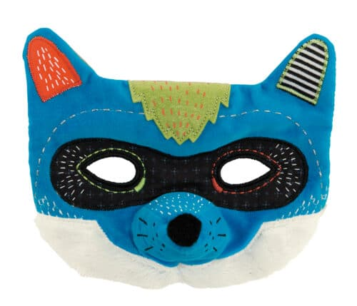 Les Mask'ottes - Filou the wolf mask