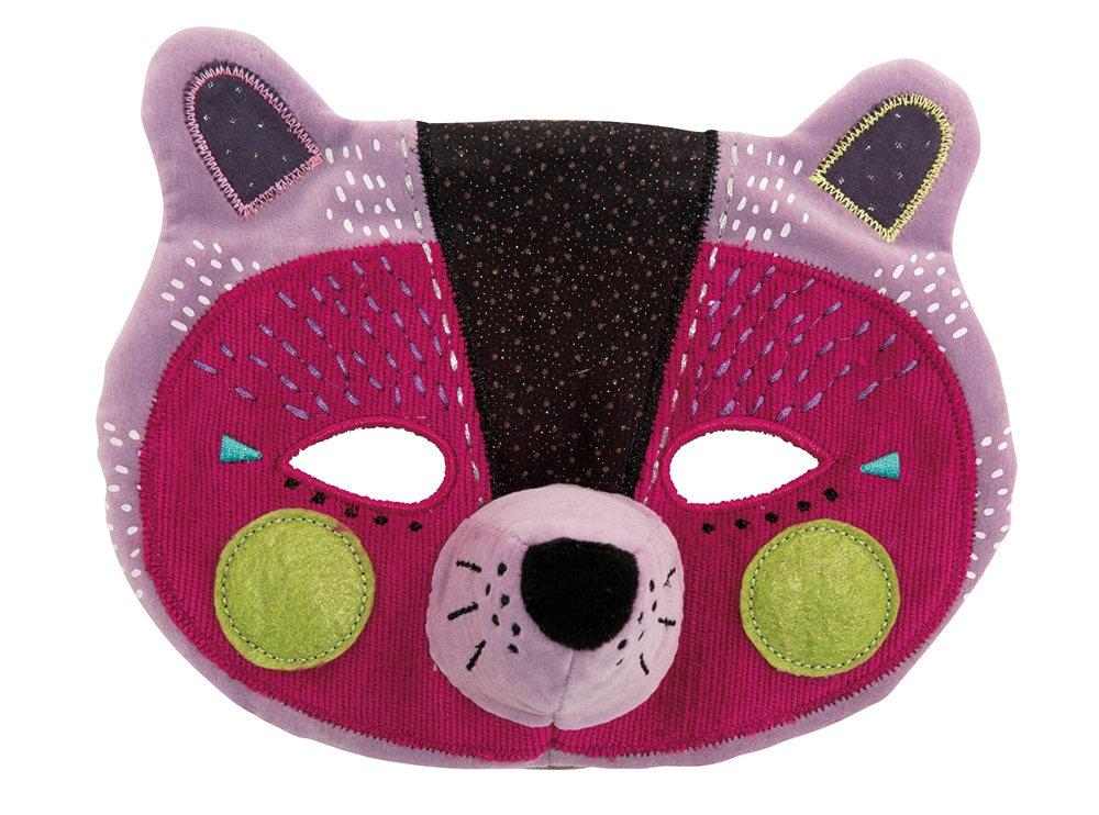 Les Mask'ottes - Esther the panther mask