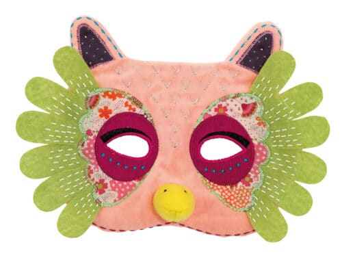 Les Mask'ottes - Suzette the owl mask