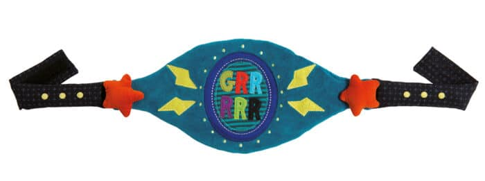 Les Mask'ottes - Superhero belt