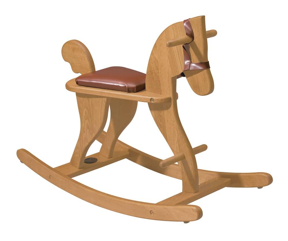Les Jouets d'hier - Rocking horse