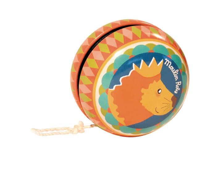 Les jouets metal - Yo-yo