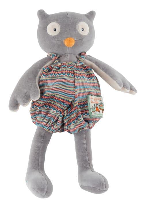 La Grande Famille Little - Isidore the owl