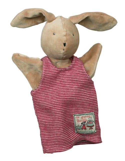 La Grande Famille - Hand puppet Sylvain