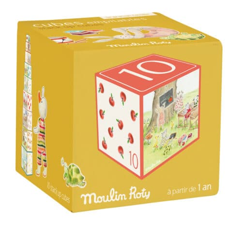 La Grande Famille - Stack up cubes